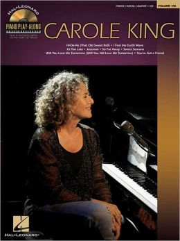 Carole King: Piano Play-Along Volume 106