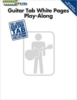 Guitar Tab White Pages - Play-Along