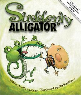 Suddenly Alligator: Adventures in Adverbs