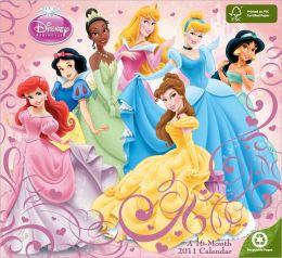 2011 Princess WL Calendar