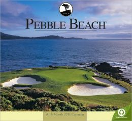 2011 Pebble Beach WL Calendar