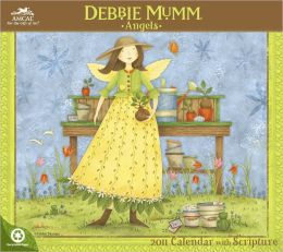 2011 Debbie Mumm Angels Scriptured WL Calendar