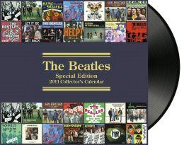 2011 The Beatles Special Edition WL Calendar