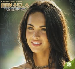 2011 Mikaela in Transformers WL Calendar