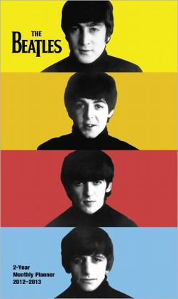 2012 The Beatles Calendar