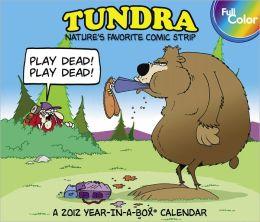 2012 Tundra Box Calendar