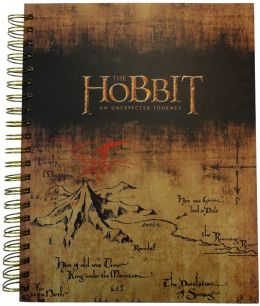 The Hobbit Spiral Sketchbook