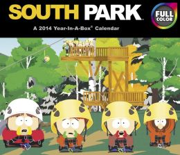 2014 South Park Year-in-a-Box