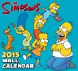 Book Cover Image. Title: 2015 The Simpsons Wall Calendar, Author: ACCO Brands USA LLC