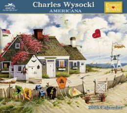 2015 Charles Wysocki American Wall Calendar