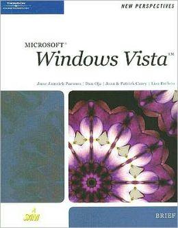 New Perspectives on Windows Vista, Brief