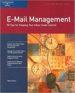 50 Minute Book: E-Mail Management