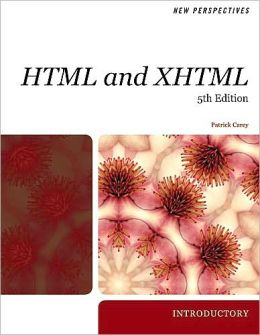 New Perspectives on HTML and XHTML, Introductory