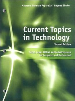 Current Topics in Technology, Second Edition