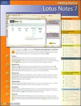 FastCARD: Lotus Notes 7
