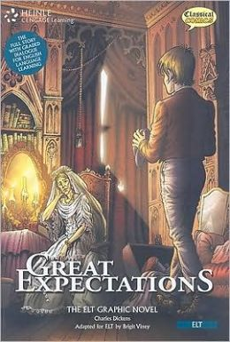 Great Expectations - BrE: Classic Graphic Novel Collection