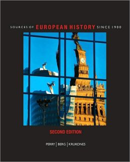 Sources of European History: Since 1900