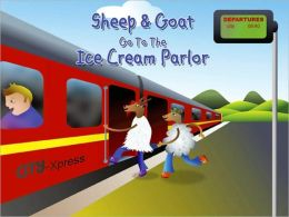 Sheep & Goat Go To The Ice Cream Parlor