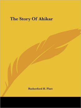 Story of Ahikar