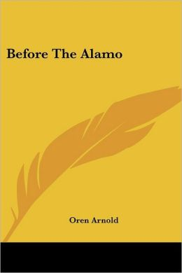 Before the Alamo