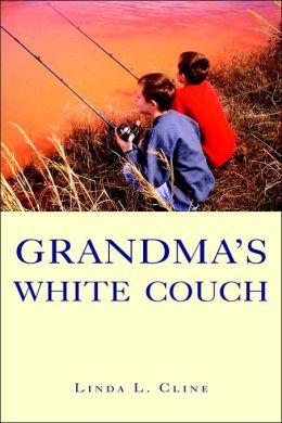 Grandma's White Couch