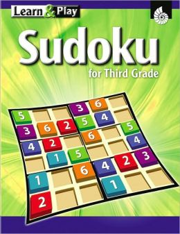Sudoku Learn & Play for Third Grade