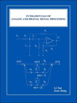 Fundamentals Of: Analog and Digital Signal Processing