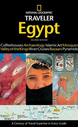 National Geographic Traveler Egypt: 2nd Edition