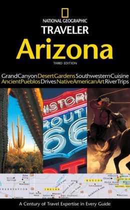 National Geographic Traveler: Arizona