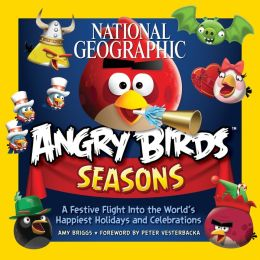 National Geographic Angry Birds Seasons (PagePerfect NOOK Book)