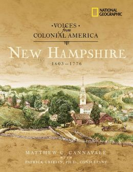 New Hampshire 1603-1776