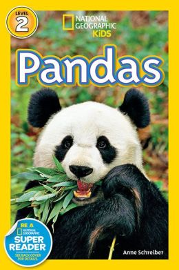 Pandas (National Geographic Readers Series)