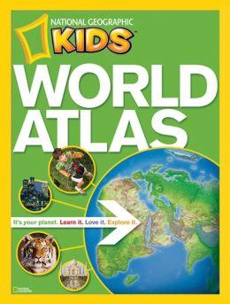 NG Kids World Atlas