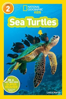 Sea Turtles (National Geographic Readers Series)