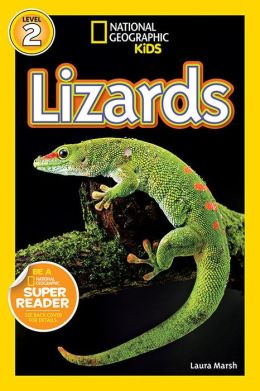 Lizards (National Geographic Readers Series)