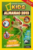 Book Cover Image. Title: National Geographic Kids Almanac 2013, Author: National Geographic Kids