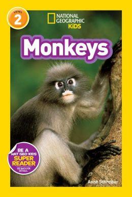 Monkeys (National Geographic Readers Series)