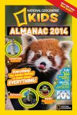 Book Cover Image. Title: National Geographic Kids Almanac 2014, Author: National Geographic Kids