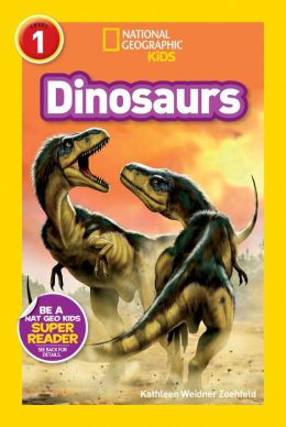 Dinosaurs: National Geographic Readers Series (Enhanced Edition)
