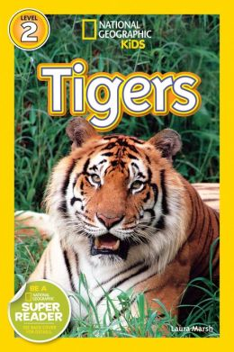 Tigers: National Geographic Readers Series (Enhanced Edition)