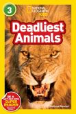 Book Cover Image. Title: Deadliest Animals:  National Geographic Readers Series (Enhanced Edition), Author: Melissa Stewart