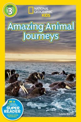 Great Migrations - Amazing Animal Journeys: National Geographic Readers Series (Enhanced Edition)