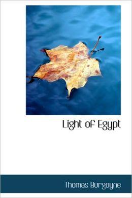 Light Of Egypt