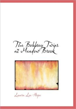 The Bobbsey Twins At Meadow Brook (Large Print Edition)