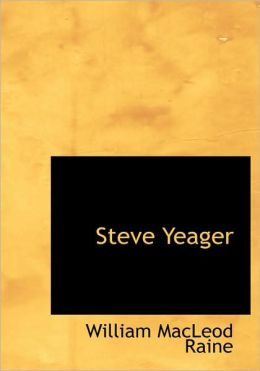 Steve Yeager (Large Print Edition)