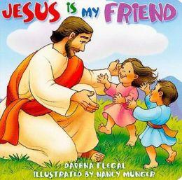 Rock-a-Bye Jesus Is My Friend