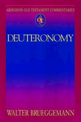 Abingdon Old Testament Commentaries Deuteronomy