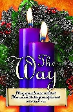 Advent Sunday 2 Purple Bulletin 2013, Regular Size (Package of 50)