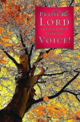 Praise the Lord/Fall Bulletin 2013, Regular Size (Package of 50)