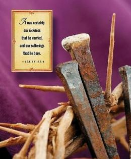 It Was Certainly Lenten Bulletin 2014, Large (Package of 50)
